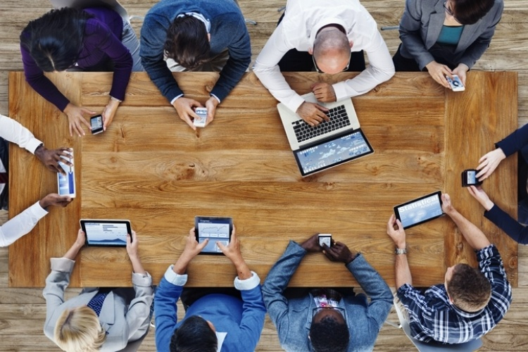 Smart Devices + Smart Tools = Smarter Employees