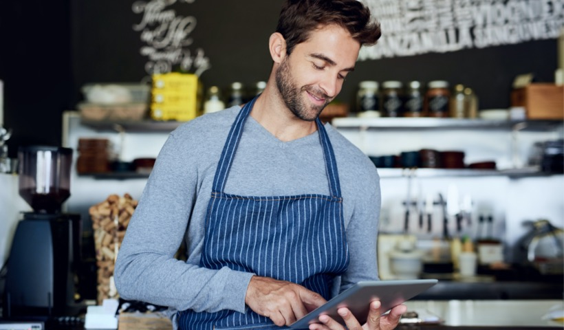 putting-small-business-mobile-apps-to-work-picture-id888892494