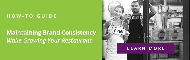 how to maintain brand consistency while growing your restaurant